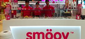 El yogur helado de la franquicia Smöoy  llega a El Corte Inglés