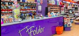 La cadena de papelerías Folder triunfa con el  formato de multifranquiciado