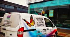 """Ambiseint colabora con el proyecto solidario """"Sonrisas de comida"""" de Juan Manuel Pedreño"""