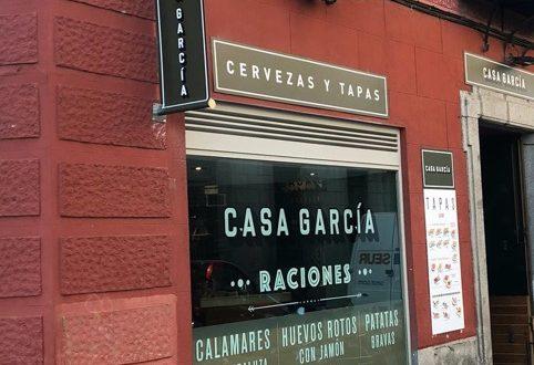 Comess Group elige Madrid para sus tres nuevas  aperturas de Casa García