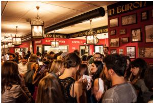 100 Montaditos obtiene en Italia el premio 'Insegna dell'anno' 2016