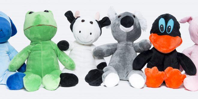 Los Centros de Ocio de @animalpartyes dan la bienvenida a la nueva  colección de peluches