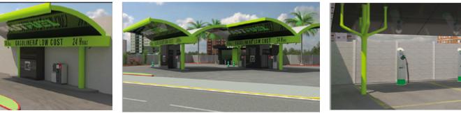 Fast Fuel presenta sus 7 modelos de gasolinera low-cost