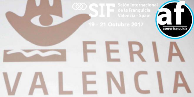 Asesor Franquicia asistirá a la Feria Sif en Valencia