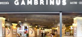 Cervecerías Gambrinus apuesta por el nuevo concepto Gambrinus Gastro Cervecería en Málaga