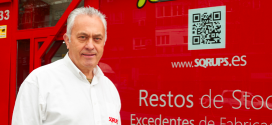 Sqrups! inaugura su primer outlet urbano en Santiago de Compostela