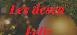 Noticias Franquicia les desea Feliz Navidad