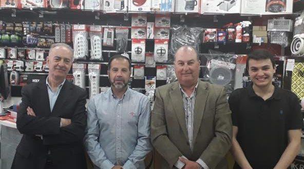 Fersay inaugura un nuevo corner en Alcazar de San Juan