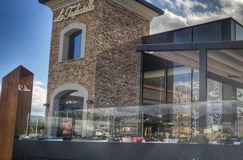 Nueva apertura de La Tagliatella en Olaz, Navarra