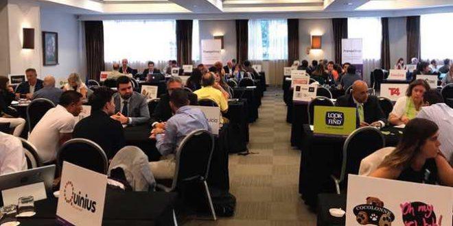 Latam Networks acude a Franquishop Panamá y Guatemala