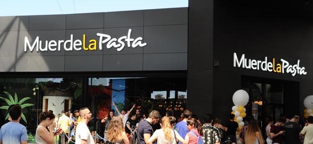 Muerde La Pasta abre sus puertas en Albacete