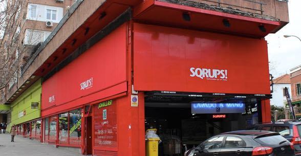 Sqrups! aterriza en Seseña, Toledo  con su primera tienda franquiciada