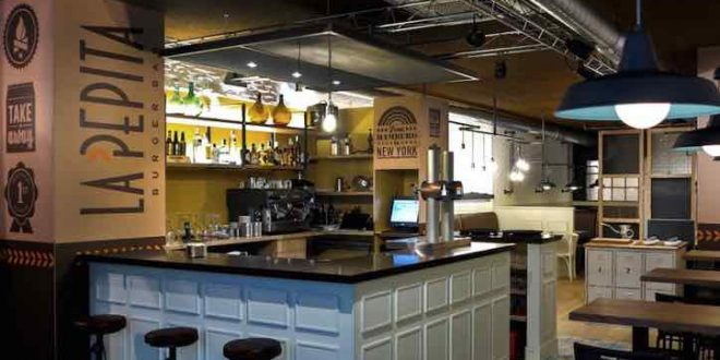 La Pepita Burger Bar reabre sus puertas